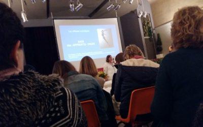 Conférence «Les Réflexes Archaïques: Un autre regard sur les difficultés d'apprentissage» animé par Agnès Canu Martin